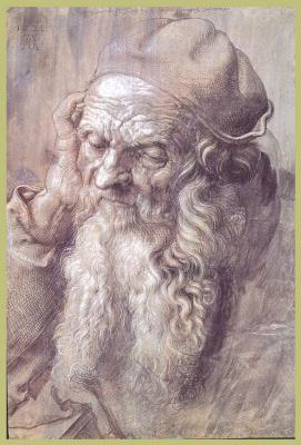 Альбрехт Дюрер. Портрет мужчины в возрасте 93 лет