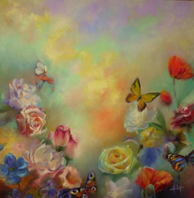 Alexey Chernov. Butterflies