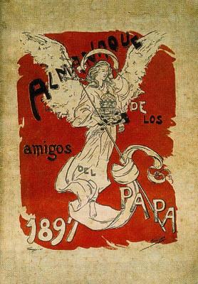 Хоакин Торрес Гарсия. Ангел