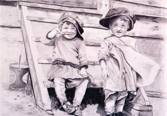 Папины маленькие девочки