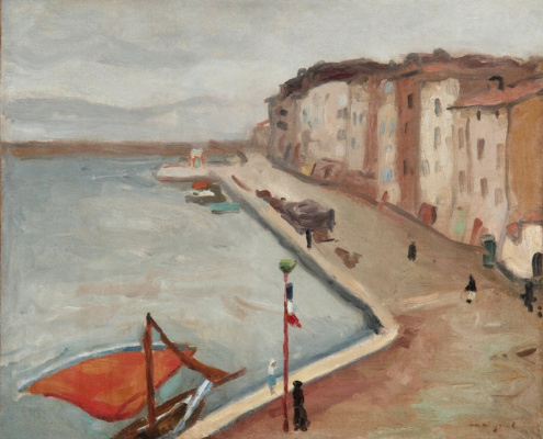 Albert Marquet. House in Porto