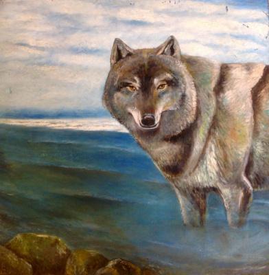 Владимир Дашиев. Волк