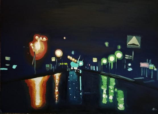 Anton Igorevich Kupriyanov. Lights