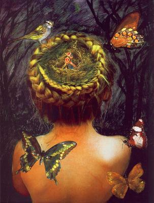 Джудит Голден. Спираль кос Юлии