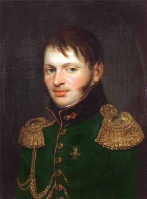 Jan Rustem. Portrait Of Yuri Hurtige