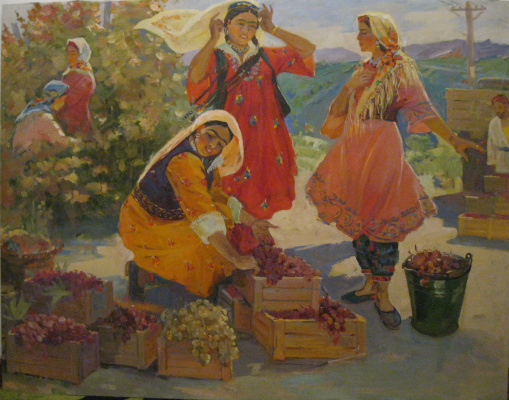 "Пономорева. ""Виноградарство"""