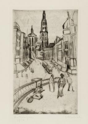 Erich Heckel. Antwerp