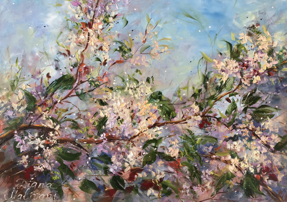Диана Владимировна Маливани. Spring