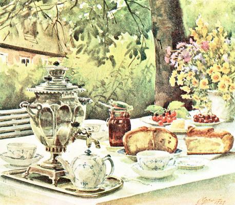 Княгиня Александровна Великая Ольга Романова (1882 - 1960). Без названия