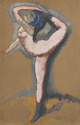 Kees Van Dongen. Acrobat. 1905