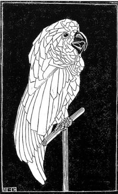 Maurits Cornelis Escher. Parrot