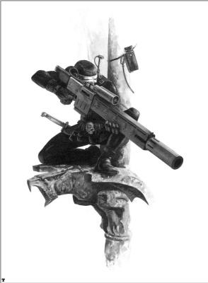 Дэйв Галлахер. Оружие