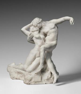 Auguste Rodin. Eternal spring II