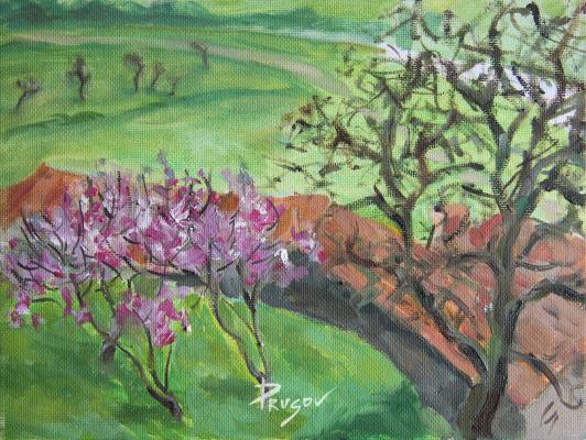 Константин Прусов. Весна в Прамаро
