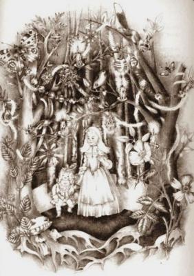 Адриенн Сегур. Щелкунчик и мышиный король 13
