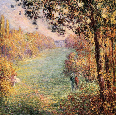 Henri Lebasque. Autumn