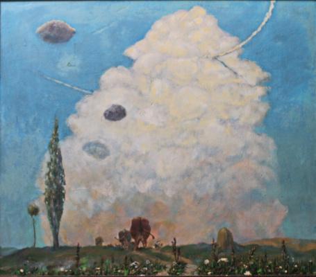 Leo Mikhailovich Karnaukhov. The evening