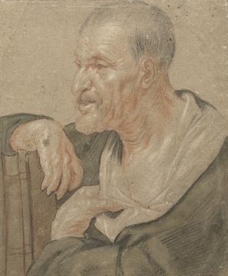 Jacob Jordaens. Evangelist