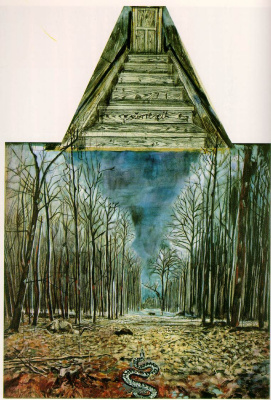 Anselm Kiefer. Plot 4