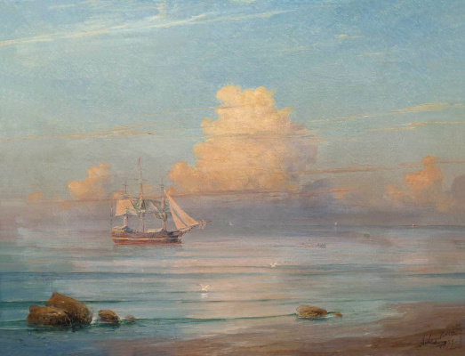 Морской вид