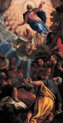 Paolo Veronese. Ascension