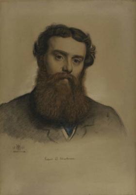 William Holman Hunt. Robert Braithwaite Martineau