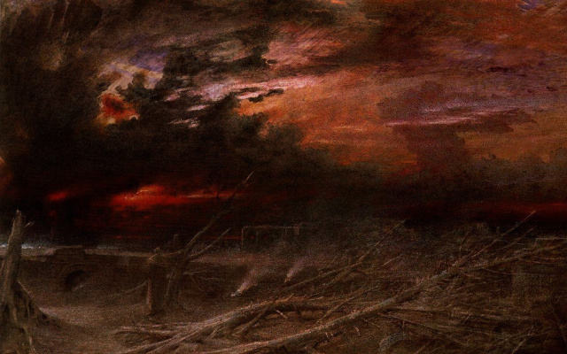 Альберт Гудвин. The Apocalypse