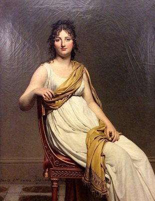 Portrait of Madame de Raymonda Warning
