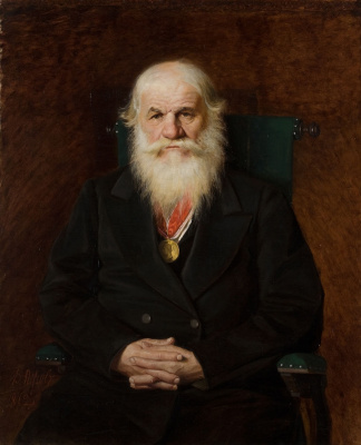 Vasily Grigorievich Perov. Portrait Of Ivan Kamynin