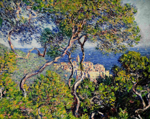 Claude Monet. Bordighera