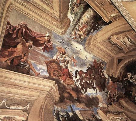 Giovanni Francesco Guercino. Aurora