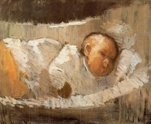 Мануэль Гиль. Младенец