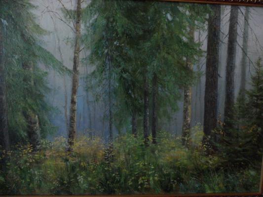 Александр валерьевич петухов. Туман в еловом лесу