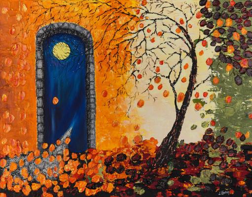 Leda Vysotsky. Fall Leaves