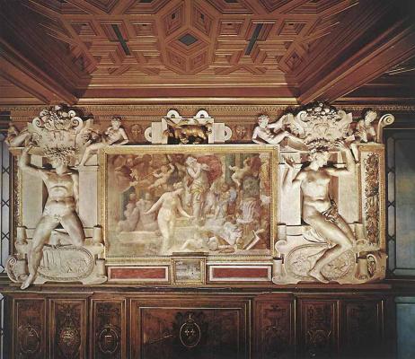Fiorentino Rosso. Virgin