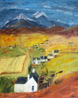 Nina Polunin. The dream house