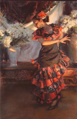 Даниэль Герхартц. Танец