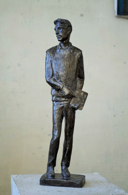 Victor Bezumov. Portrait of Alexander Bezumov