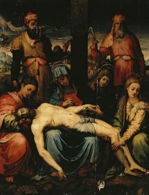 Перино дель Вага. Оплакивание Христа