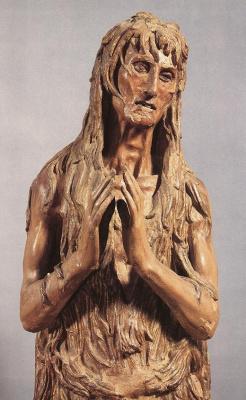 Скульптор Неизвестный. Мария Магдалина