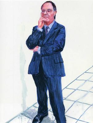 Дэвид Хокни. Портрет 29