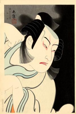 Тадамаса. Японская живопись. Тадамаса22