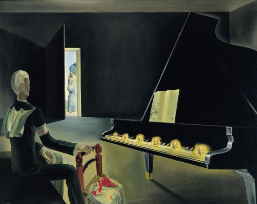 Partial daze. Six phenomena of Lenin on the piano