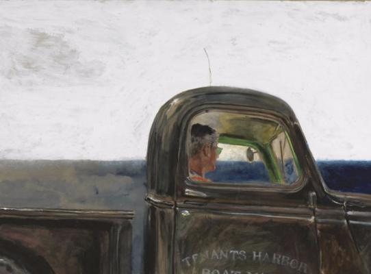 Jamie Wyeth. Pickup