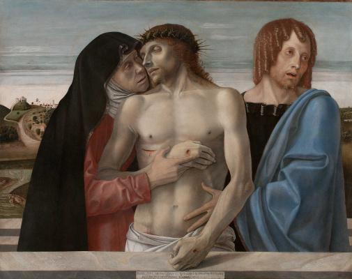 Giovanni Bellini. Pieta