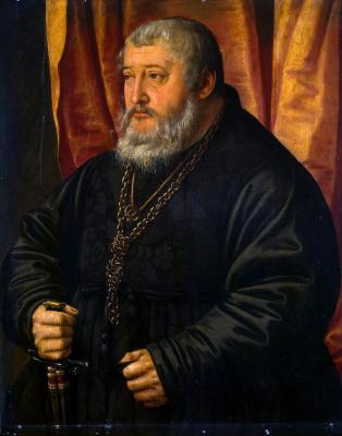 Георг Пенц. Портрет Пфальцского