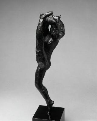 Auguste Rodin. The moment of a dance