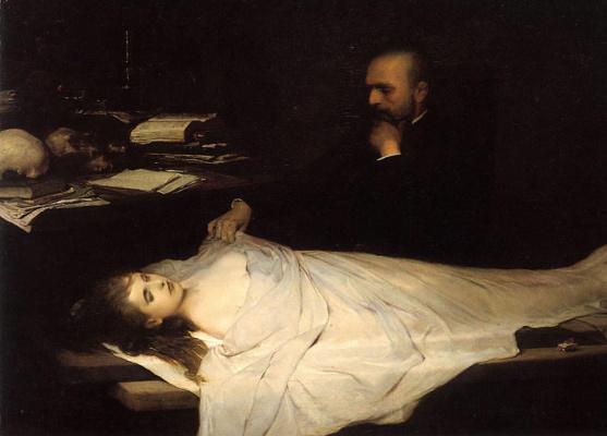 Gabriel Cornelius Ritter background Max. Anatomist