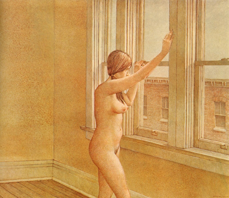 Хью Маккензи. Окно