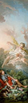 Francois Boucher. Aurora and Cephalus